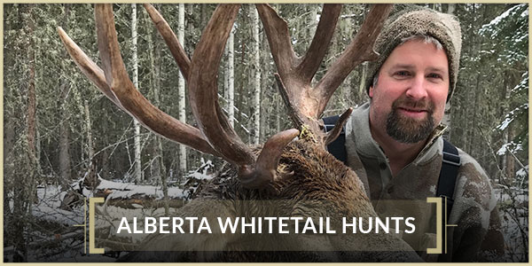 Interlake Safaris Hunts from the Heart Alberta Whitetail Hunts