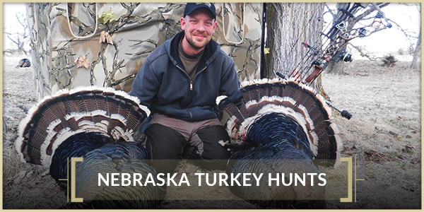 Interlake Safaris Hunts from the Heart Nebraska Turkey Hunts