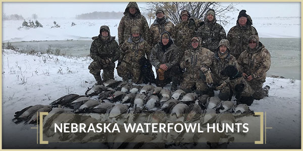 Interlake Safaris Hunts from the Heart Nebraska Waterfowl Hunts