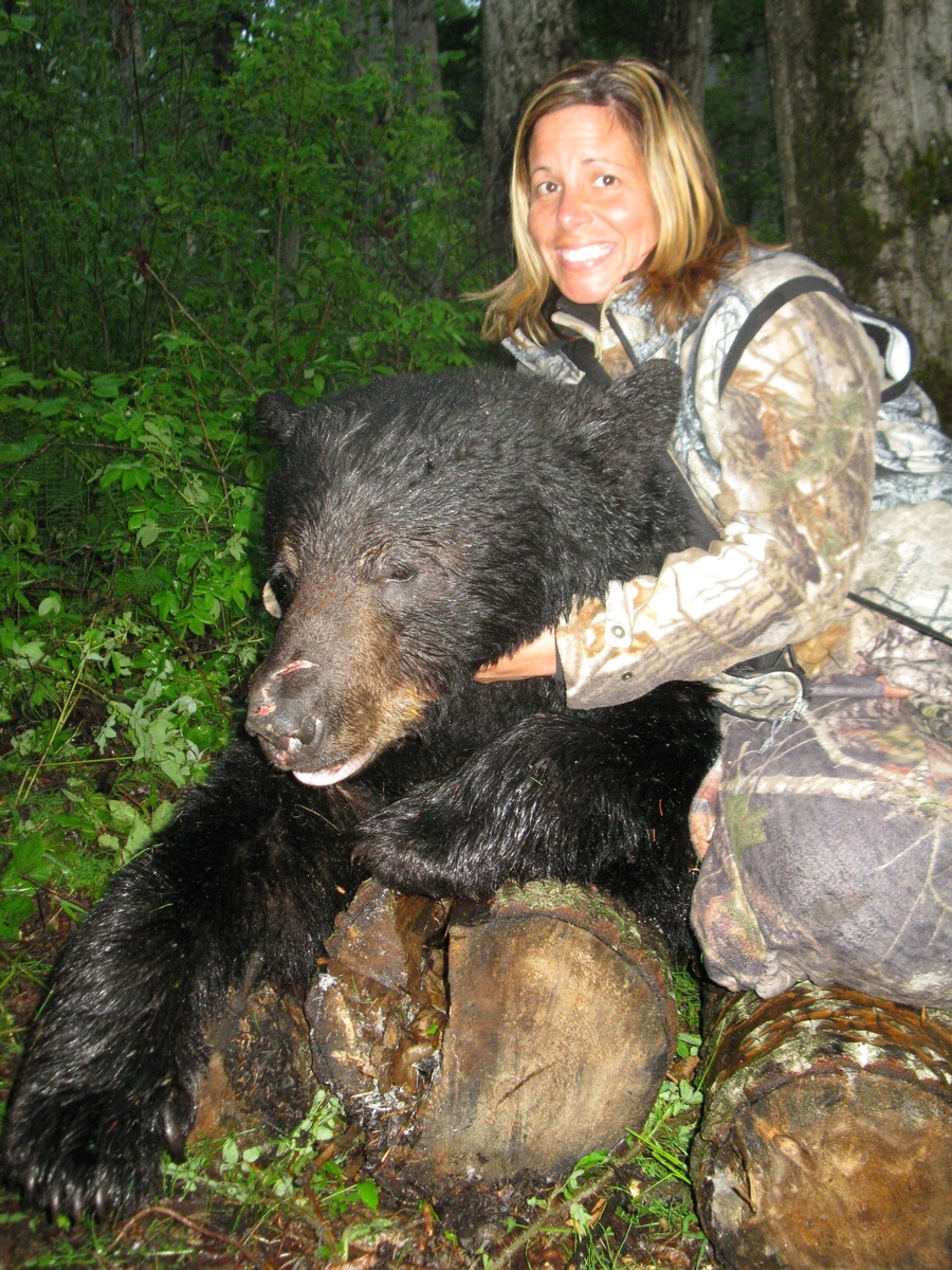 Alberta Black Bear Hunting Adventures